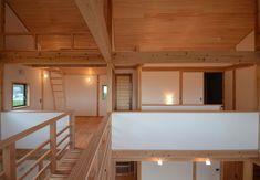 千古の家 | 施工事例 | 八ヶ岳・長野・山梨・群馬・関東で自然素材の注文住宅なら工務店「アトリエデフ」