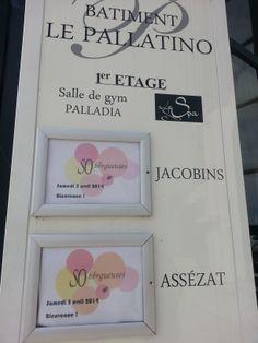 Deuxième édition le 05 Avril 2014 Hôtel Palladia