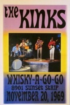Kinks Whisky 1969