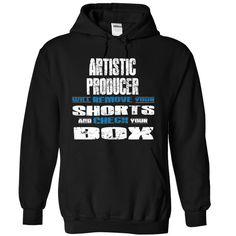 ARTISTIC PRODUCER - CHECK T Shirt, Hoodie, Sweatshirt. Check price ==► http://www.sunshirts.xyz/?p=142143