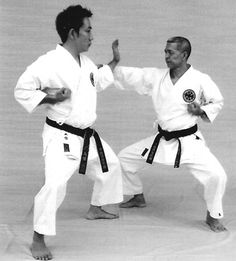 Grasping block, front kick, rising elbow to chest Open Hands, Two Hands, Martial Arts, White Jeans, Kicks, Shoulder, Coat, Jackets, Pants