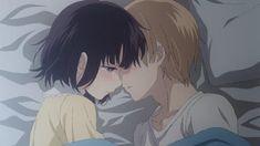 Anime Couples Manga, Cute Anime Couples, Manga Anime, Sad Anime Girl, Anime Art Girl, Kuzu No Honkai Hanabi, Scums Wish, Anime Amor, Arte Ninja