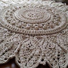 alfombra tejida. clase magistral