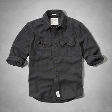 Mens Phelps Trail Flannel Shirt