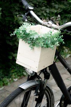1 PC Kinder Fahrradkorb Abnehmbares Fahrrad Körbchen Wicker Kinderrad Korb