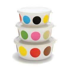 thefrenchbull.com  storage container sets  Multidot Storage Container Set