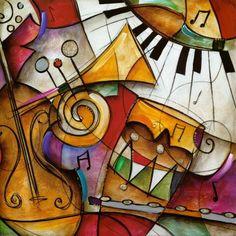 Musica y pintura