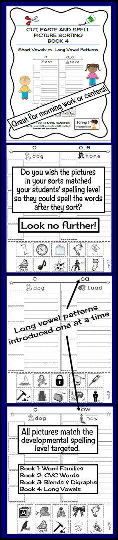 Reading and Phonics Worksheets for Kids Printable Phonics