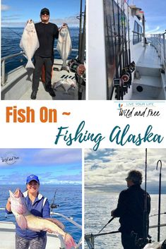 Fish On Fishing Alaska - Fishing Tank - Ideas of Fishing Tank - Fish on Fishing in Alaska Last summer my brother made a surprise visit to Alaska to see me. We went fishing out of Seward. Read what happened & watch the awesome video of our fishing trip. Going Fishing, Best Fishing, Fishing Tips, Fishing Quotes, Usa Travel Guide, Travel Usa, Travel Tips, Travel Ideas, Travel Destinations