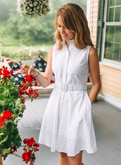 Celebrate the - Classy Girls Wear Pearls Classy Summer Outfits, Preppy Outfits, Preppy Style, Spring Outfits, Fashion Outfits, Summer Dresses, Picnic Outfits, Classy Girl, Look Fashion