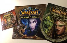 World of Warcraft The Board Game WoW + both Expansions + BlizzCon Armor Pack: $199.99 (0 Bids) End Date: Saturday Jun-9-2018 2:00:25 PDT…