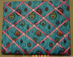Dyi french bulletin board  dyi crafts