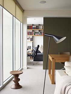 DOCKLANDS APARTMENT BY NEXUS DESIGNS sliding wall