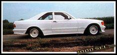 Mercedes Benz Gullwing by Styling Garage Mercedes W126, Motors, Garage, Classic, Car, Style, Carport Garage, Derby, Swag