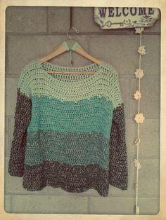 Sweater . Calipso