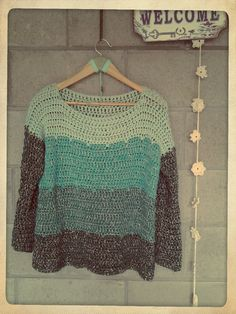 Sweater . Calipso