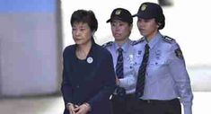 South Korea's First Female President Gets Another 8 Years Jail Term