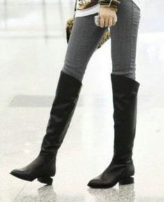 GUIDI - OVER THE KNEE BOOTS | Shoes | Pinterest | The o'jays ...