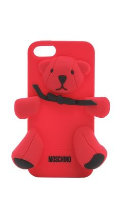 Moschino Bear iPhone 5 Cover