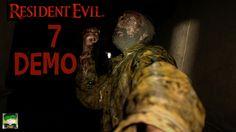 Resident Evil 7 Demo Beginning Hour Review Español @felipeJuega