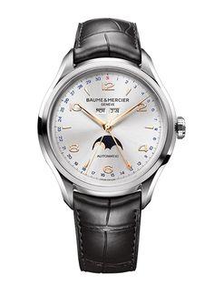 Montres baume-mercier 10055 Clifton-Vente et prix d'achat des montress Baume & Mercier