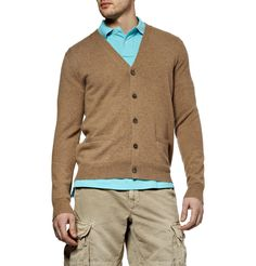 camel cardigan polo ralph lauren  Love the mixte of colors