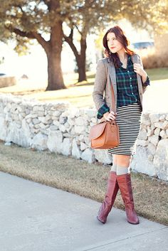 Classy and casual fall outfit. Winter Outfit For Teen Girls, Winter Outfits Women, Winter Outfits For Work, Casual Fall Outfits, Casual Boots, Cozy Fashion, Fashion Outfits, Womens Fashion, Modest Fashion