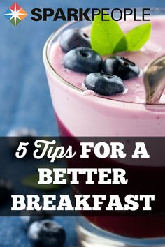 Breakfast, the Most Important Meal (for Weight Loss) | via @SparkPeople #breakfast #diet #weightloss #healthy #health