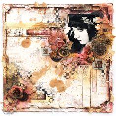 Finnabair: Roses & Tea