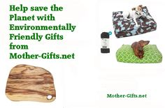 Environmentally Friendly Gifts, Save The Planet, Ecology, Mother Gifts, Planets, Plants, Environmental Science, Mom Presents