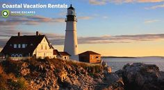 Check out our collections of coastal rentals at: nicheescapes.com/c/coastal-niches #Coastal #beach