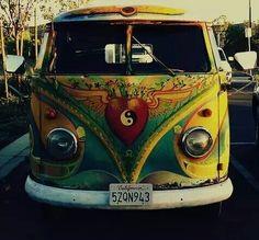 Beautiful Van