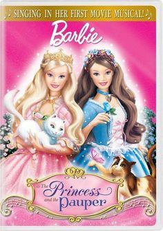 Barbie as The Princess and the Pauper, http://www.amazon.com/dp/B002TLRG5U/ref=cm_sw_r_pi_awdm_fLAFvb0W7RAZY