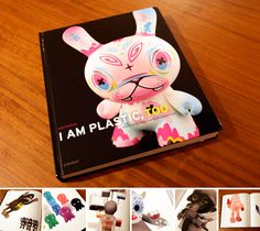 A great coffee table book and reference for modern art toys in vinyl.