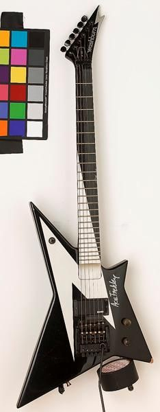 An original. Washburn Ace Frehley wanted this one for so long!!!!