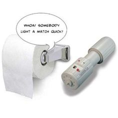 Talking Tp Toilet Paper Spindle