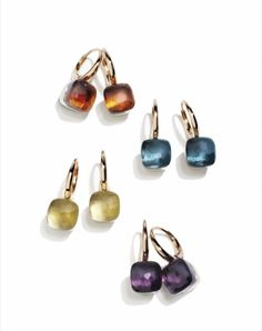 Pomellato Nudo earrings