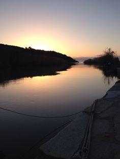 Εκβολές Αχέροντα | Acheron river Styx στην πόλη Πρέβεζα, Πρέβεζα