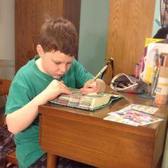 Journaling in progress! #illustratedfaithdaily2016 #illustratedfaith #journalingBible #journalingbiblecommunity #noteworthytruth #biblestudymoments #biblejournaling #writtenworship by luckowfam