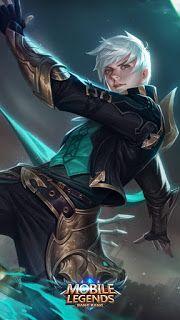 Gusion from Mobile Legends: Bang Bang Mobile Legends Hd, Alucard Mobile Legends, Mobile Legend Wallpaper, Hero Wallpaper, Iphone Wallpaper, 3d Fantasy, Fantasy Warrior, Bang Bang, Moba Legends