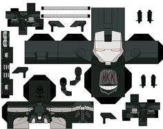 Marvel Cubeecraft: Green Goblin, Punisher, War Machine, Iron Man, Hulk, Captain America, Morbius, Wolverine