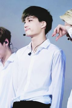 Find images and videos about kpop, exo and kai on We Heart It - the app to get lost in what you love. Kim Jongin, Kyungsoo, Chanyeol, Exo Dancing King, Exo Korea, Kai Exo, Look At The Stars, Exo Members, Bear Wallpaper