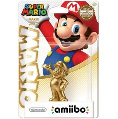 Gold and Silver Mario Amiibos spotted⊟In line with...