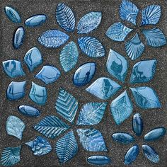 Second Life Marketplace - floral glass mosaic