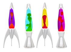 Mathmos lava lamps!  Proud to say - I have one and loving it!