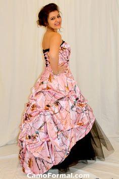 http://dyal.net/pink-camo-wedding-dresses Pink Camo Wedding Dress ...