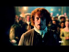 Sam Heughan's Favorite Outlander Moments- Jamie Rescues Claire - YouTube