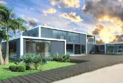 Bauhu light steel frame homes