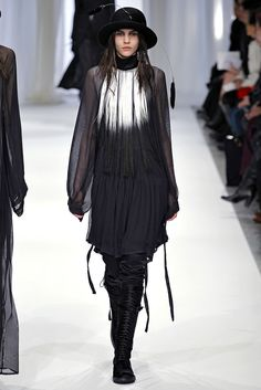 Ann Demeulemeester Fall 2013 Ready-to-Wear - Collection - Gallery - Style.com