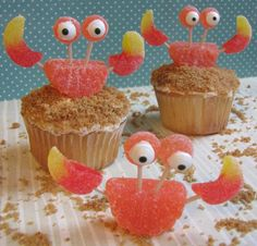 Top 10 Foods For an Under the Sea – Crab Party